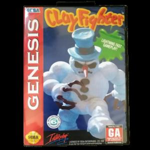 Clayfighter Sega