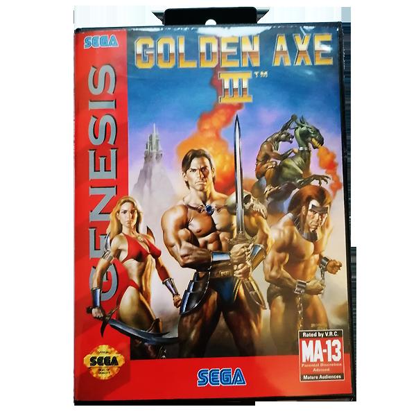 Golden Axe 3